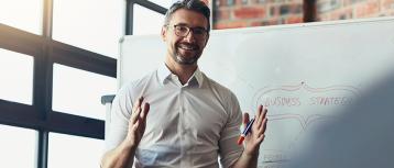 Hoe geef je een sterke sales pitch?